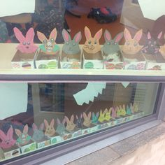Cutest easterbunnies waiting for the cress to grow.