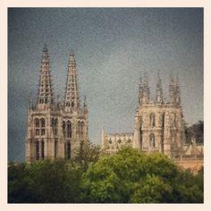 La #Catedral de #Burgos ...por @montseestadella en #Instagram