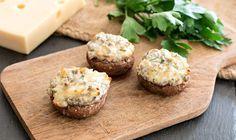 Das perfekte Rezept für: Gefüllte Pilze | Recipes & more
