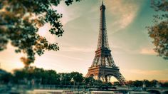 The Eiffel Tower is a wrought iron lattice tower on the Champ de Mars in Paris, France. It is named after the engineer Gustave Eiffel, whose company designed and built the tower. Wallpapers Paris, Paris Wallpaper, Hd Wallpaper, France Wallpaper, Photo Wallpaper, Vintage Wallpapers, Scenery Wallpaper, Laptop Wallpaper, Wallpaper Pictures