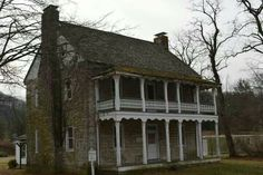 Old home in Marion, Virginia