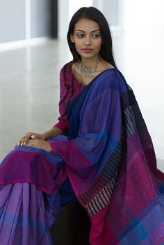 Forest Of Stars Saree from FashionMarket.lk