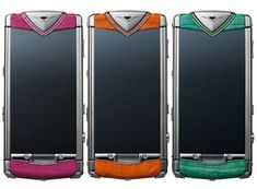 Vertu Constellation Candy luxury smartphone - luxury cell phone