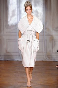 Nina Ricci  #VogueRussia #readytowear #rtw #springsummer2012 #NinaRicci #VogueCollections