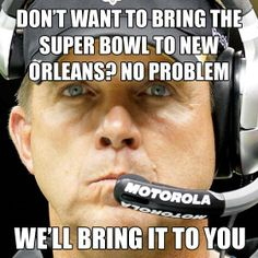 Don't want to bring the Super Bowl to New Orleans???? No Prob!!! We'll Bring IT To You!!!!!!!!!!!!!!!!!!!!!!!!!!!!!!!!!