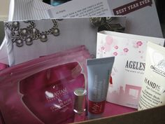 "January Birchbox ""Best Year Ever"" Contents"