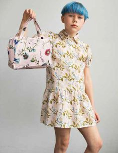 kid's wear Magazine - FASHION The Art of Moving by Christina Rohde