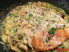 Het recept van mijn champignonragout uit de Dutchoven inclusief ingrediënten en video. Succes met de bereiding en eet smakelijk.