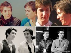 James and Oliver Phelps MEETING THEM TOMORROW!!!