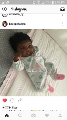 ♡ Pinterest : @uniquenaja ♡ Beautiful Black Babies, Beautiful Children, Biracial Babies, Cutest Babies Ever, Chocolate Babies, Baby Planning, Pretty Baby, Baby Family, Cute Baby Clothes