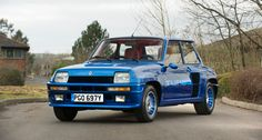 The Renault 5 Turbo that packs supercar punch | Classic Driver Magazine
