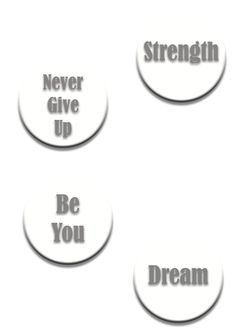 SPECIAL INTRODUCTORY OFFER A Pack Of 4 Pattern Weights Inspirational Words/ Quotes Like on the tv Sewing Bee by RICEMETALS on Etsy