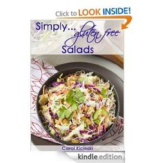 FREE Ebook - Simply Gluten-Free Salads - download your copy today!
