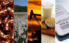 Commodities. They are publicly traded everyday on the stock exchange and can be anything from corn, oats, and grains, to oil, platinum and gold. So, what's the most valuable commodity in the world...