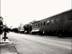 Downtown Sapulpa Twenty hundred and eight (A Lonely Antic Street)