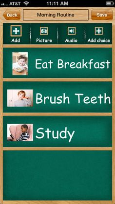 visual schedule app