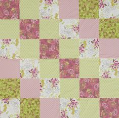 Who says you can't make a beautiful quilt with just 10-inch ... : romantic quilt patterns - Adamdwight.com