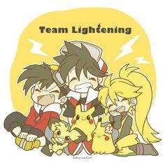 Pokemon Manga, Gold Pokemon, Pokemon Alola, Pokemon Ships, Pokemon Comics, Cute Pokemon, Pikachu, Pokemon Stuff, Digimon