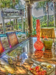☀ Puerto Rico ☀Breakfast in Puerto Rico. Photo: Patsy Boros