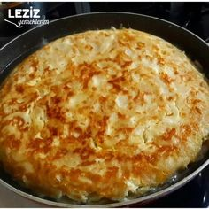 Leckere Pasta Burrito in der Pfanne (Wasser Gebäck Geschmack) - No Salt Recipes, Snack Recipes, Cooking Recipes, Snacks, Turkish Recipes, Ethnic Recipes, Food Blogs, Ham, Macaroni And Cheese