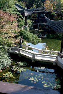 Chinese Gardens Portland, Oregon
