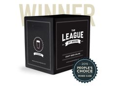 League of Beers People's Choice Mixed Case - The people have spoken. And with more than 2000 votes cast for over 100 breweries in the 'Vote Craft' competition, the people have been heard, loud and clear. So, here it is: The League of Beers People's Choice Mixed Case, comprising of a popular brew from each of the top breweries as chosen by you, the people.