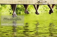 Image result for feet hanging off