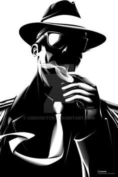 Gangster by CrisVector on DeviantArt