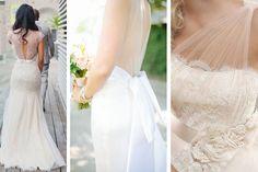 Mis cinco obsesiones para el look de novia #boda #vestidosnovia #looknovia