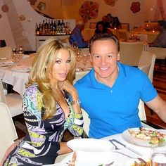 Former Real Housewives of Miami stars Lenny and Lisa Hochstein welcome their first child. Baby Logan was born via surrogate on July 3rd.