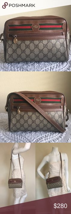 45ca94168c286c Gucci Vintage GG Supreme Shoulder Bag This bags are Back Gucci launched  spring collection 2018,