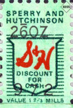 S Green Stamps  Who's Momma collected these?  Mine did!