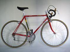 Ti 753 Raleigh Road / Classic Bike