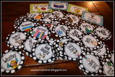 Erica's Ed-Ventures: Teacher Week: Organization - My Top Four Tips