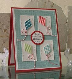 Hope Everything Looks Up Soon by ju012835 - Cards and Paper Crafts at Splitcoaststampers