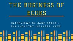 How much of your working life does the business of books take up? The business of books, in one way or another, takes up all of my working life now. Earlier this year I made the leap and gave up the day job to write full-time. I had been gradually cutting down my hours, but…