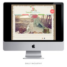 Emily McCarthy Branding | Dunedin Pediatrics Custom Website Design