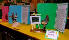 Biography Writing Projects