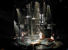 Armadale. Milwaukee Repertory Theatre. Scenic design by Michael Ganio. 2008
