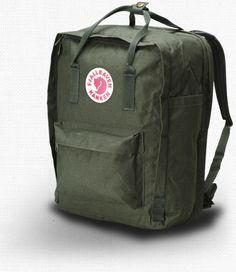 Kanken Laptop 15''|Forest Green (660)