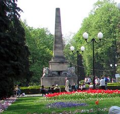 iasi obelisk of lions - Ecosia Romania, Lions, Dolores Park, Places To Visit, Building, Nature, Travel, Image, Google