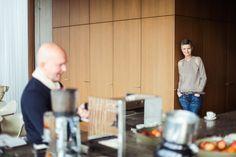 Freunde von Freunden — Karen & Christian Boros — Art Collector, Manager and Agency Owner, Penthouse, Berlin-Mitte