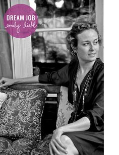 Emily Liebl of EL Vintage Dream Job Interview | Inspired to Share