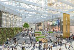 underground mall design - Google Search