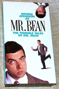 The Terrible Tales of Mr. Bean Volume 3 VHS Tape