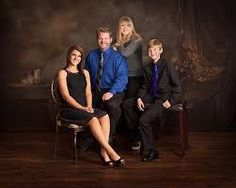 Image result for formal family portraits