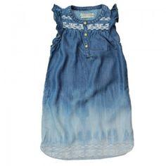 Scotch Rebelle dress 88492 48 - Skiks.com I could dip Zion's little denim jumper...