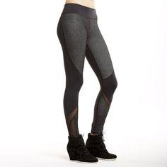 Image of Rifical Legging (Black/ Black Denim) - NEW Spring 2013