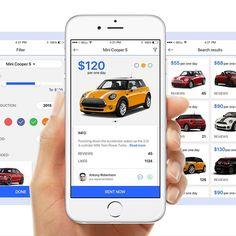 #dribbble #ui #ux #flat #clean #app #ios #simple #rental #car #minimal #odessa #shot #design #designer #iphone6 #dribbble #iphone #lite #mobile #light #white #minicooper #filter #search #results #behance #interface #luft by http://ift.tt/10lzLZ7
