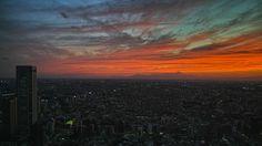 Dusk in Tokyo by shinichiro*_back